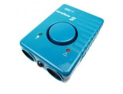 Ультразвуковой отпугиватель собак J-1003 синий