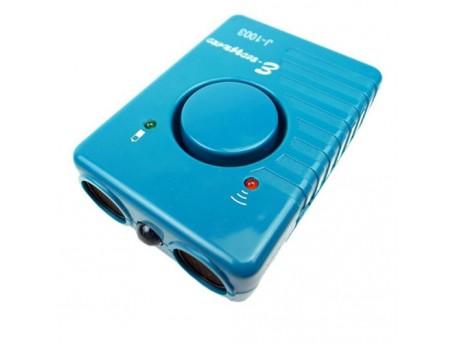 Мощный ультразвуковой отпугиватель собак J-1003 синий
