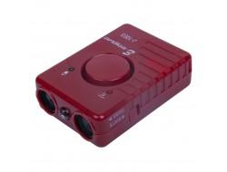Мощный ультразвуковой отпугиватель собак J-1003 красный