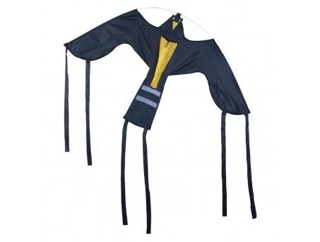 Динамический отпугиватель птиц Крук + телескопический удлинитель (флагшток)