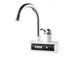 Проточный водонагреватель Noveen IWH150 кран