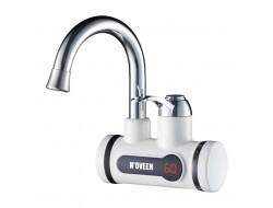 Проточный водонагреватель Noveen IWH350 кран