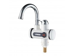Проточный водонагреватель Noveen IWH360 кран