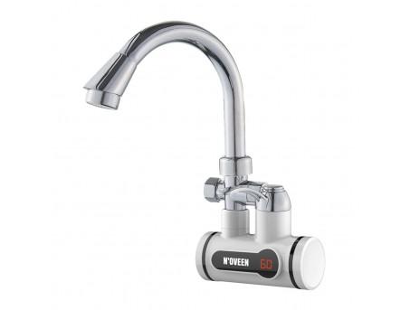 Проточный водонагреватель для душа Noveen IWH360 кран