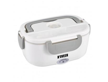 Контейнер для еды с подогревом Noveen LB310 Gray