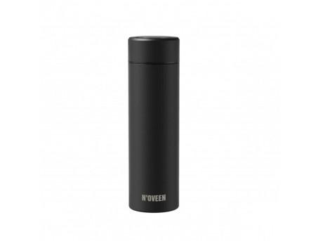 Умная термобутылка из нержавеющей стали с дисплеем Noveen TB2310 Smart черная