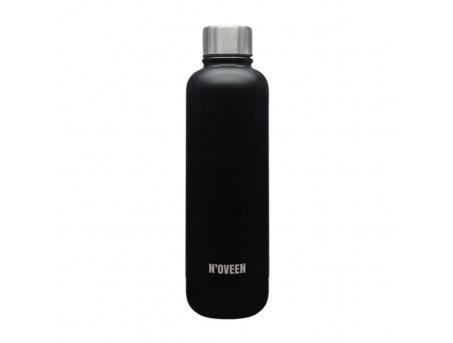 Термобутылка из нержавеющей стали Noveen TB410 черная