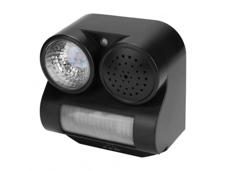 Звуковой отпугиватель птиц на батарейках OD-12