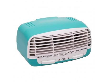 Ионизатор-очиститель воздуха Супер Плюс Турбо зеленый