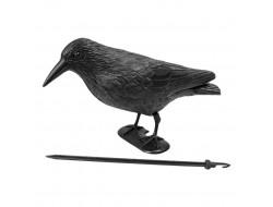 Чучело для отпугивания птиц Ворон