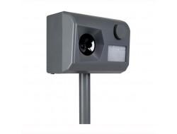 Ультразвуковой стационарный отпугиватель животных Weitech WK-0055 Garden Protector 3