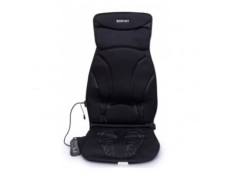 Массажная накидка на кресло Zenet ZET-814